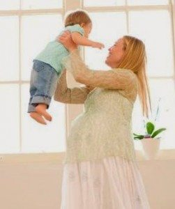 Can I Carry My Toddler While Pregnant?  Pregnancy Weight Lifting Concerns Debunked