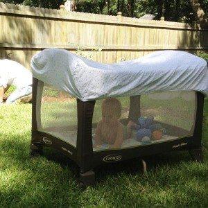 baby summer safety