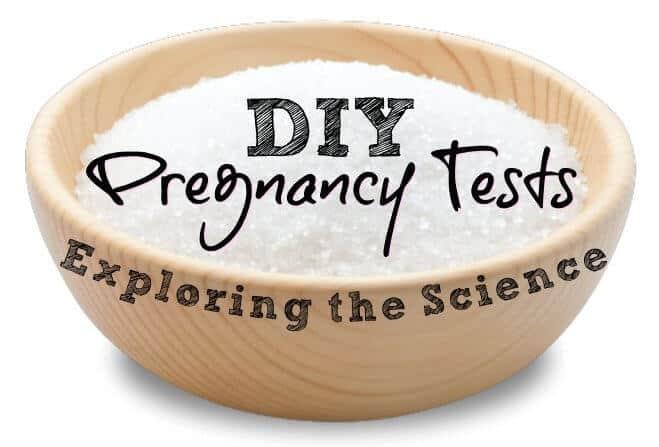 DIY pregnancy test bleach pregnancy test sugar pregnancy test toothpaste pregnancy test vinegar pregnancy test