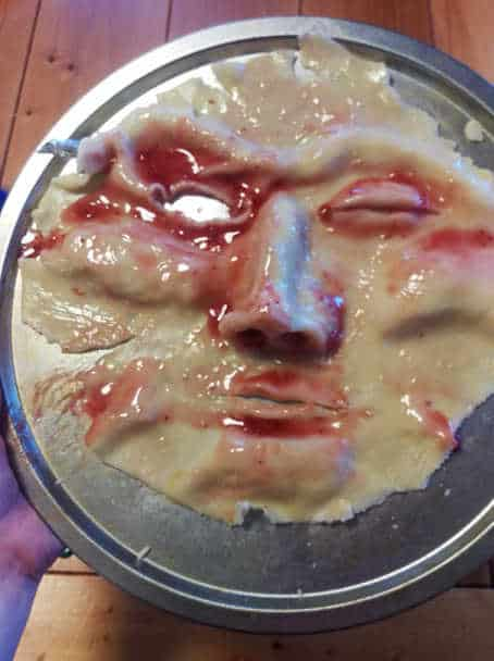 pie face top crust