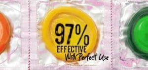 how effective are condoms feature
